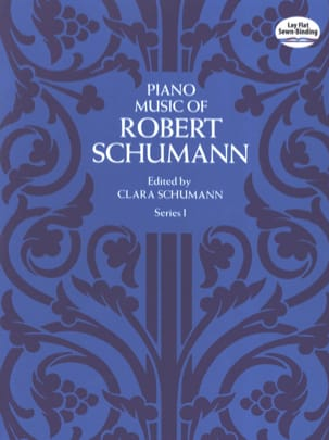 SCHUMANN - Piano Music Volume 1 - Sheet Music - di-arezzo.co.uk