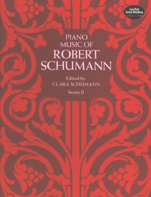 SCHUMANN - Piano Music Volume 2 - Sheet Music - di-arezzo.co.uk