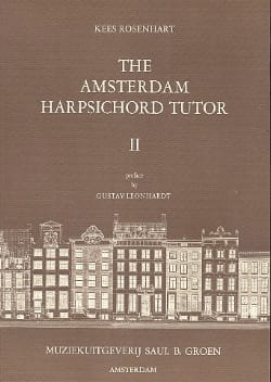 Rosenhart - The Amsterdam Harpsichord Tutor Volume 2 - Partition - di-arezzo.fr