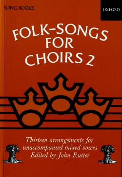 Folksongs For Choir Vol 2 - Partition - di-arezzo.fr