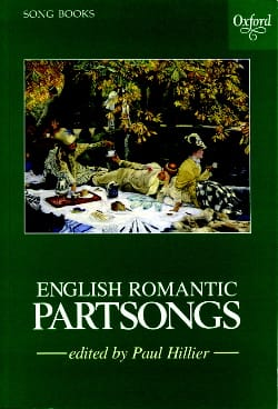 - English Romantic Partsongs - Sheet Music - di-arezzo.co.uk