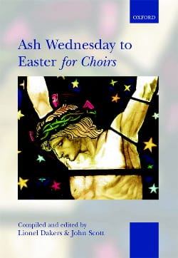 - Ash Wednesday To Easter - Partition - di-arezzo.fr