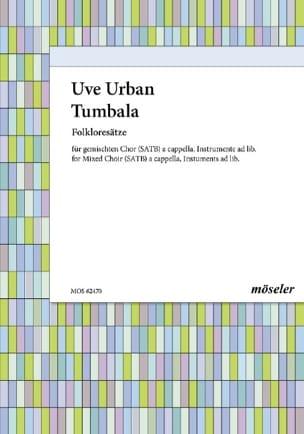 Tumbala - Partition - Chœur - laflutedepan.com