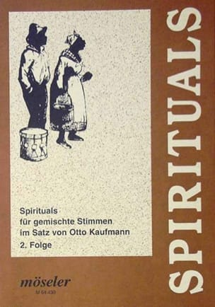 Spirituals Volume 2 - Partition - di-arezzo.fr