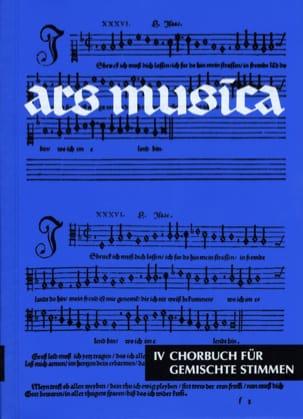 Ars Musica Volume 4 - Partition - di-arezzo.fr