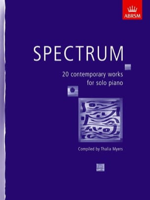 Spectrum Partition Piano - laflutedepan
