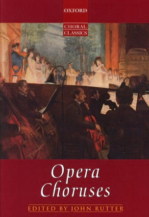 Opera Choruses - Sheet Music - di-arezzo.co.uk