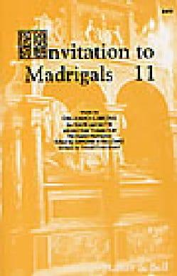 Invitation To The Madrigals Volume 11 - laflutedepan.com