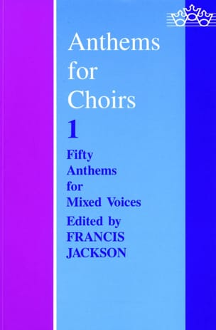Anthems For Choirs Volume 1 - Partition - di-arezzo.fr
