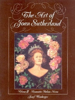 - The Art Of Joan Sutherland Volume 3 - Partition - di-arezzo.fr