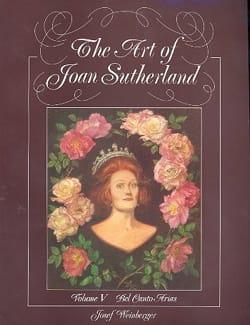 The Art Of Joan Sutherland Volume 5 - Partition - laflutedepan.com