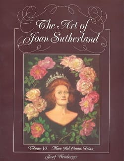 The Art Of Joan Sutherland Volume 6 Partition laflutedepan