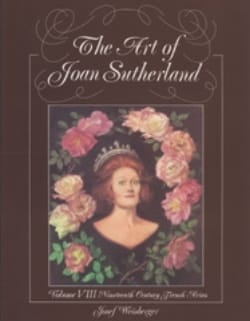 - The Art Of Joan Sutherland Volume 8 - Partition - di-arezzo.fr
