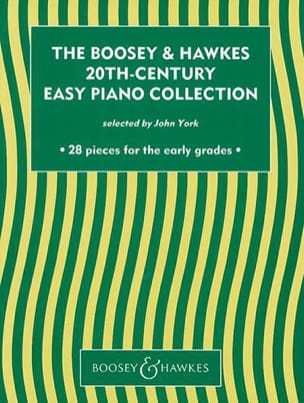 The Boosey & Hawkes 20th Century Easy Piano Collection - laflutedepan.com