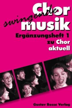 Swingenden Chormusik - Partition - Chœur - laflutedepan.com
