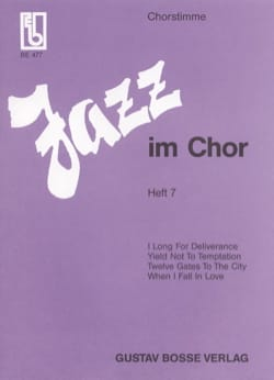 Jazz Im Chor Volume 7 - Partition - di-arezzo.fr