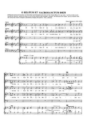 Christmas & Advent Motets for 5 Voices - laflutedepan.com