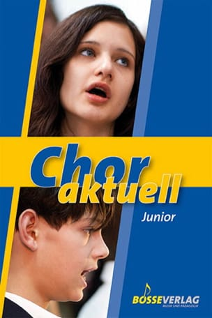 Chor Aktuell Junior Partition Chœur - laflutedepan