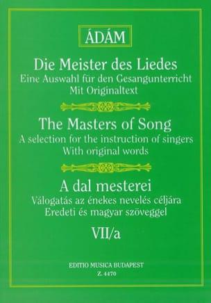 - A Dal Mesterei Volume 7a - Partition - di-arezzo.fr