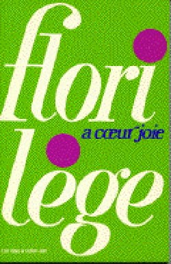 - Florilège Volume 1 - Partition - di-arezzo.fr