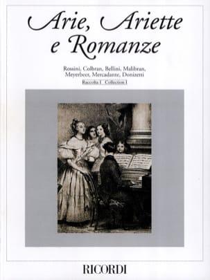 - Arie, Ariette e Romanze - Partitura - di-arezzo.it