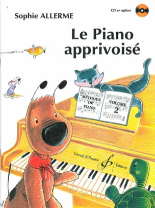 Sophie Allerme - The Tamed Piano Volume 2 - Sheet Music - di-arezzo.com