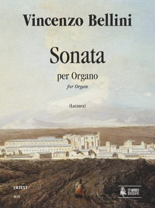 Sonata - BELLINI - Partition - Orgue - laflutedepan.com