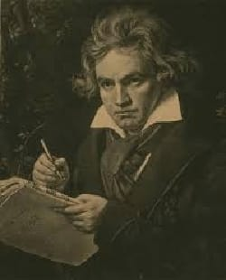 BEETHOVEN - Works for organ - Sheet Music - di-arezzo.com