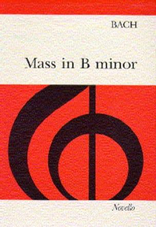 Messe En Si M Bvw 232 BACH Partition Chœur - laflutedepan