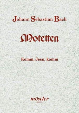 Motet N°5- Komm, Jesu, Komm. BWV 229 - J S Bach - laflutedepan.com