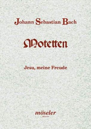 Jean-Sébastien Bach - Motet N° 3 : Jesu, Meine Freude BWV 227 - Partition - di-arezzo.fr