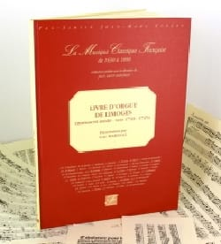 - Limoges Organ Book - Sheet Music - di-arezzo.com