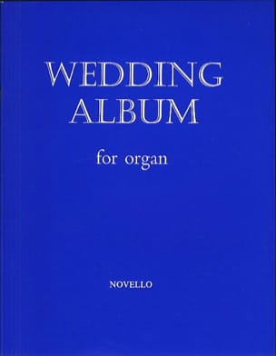 Wedding Album Partition Orgue - laflutedepan