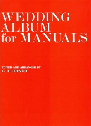 - Wedding Album For Manuals - Sheet Music - di-arezzo.com