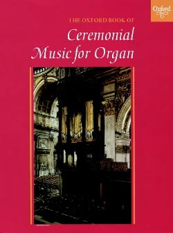 - Oxford Book Of Ceremonial Music - Partition - di-arezzo.fr