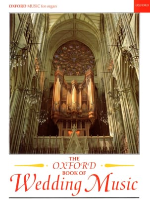 - Oxford Book Of Wedding Music - Partition - di-arezzo.fr