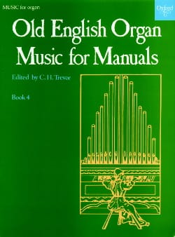 - Old English Organ Music For Manuals 4 - Sheet Music - di-arezzo.com