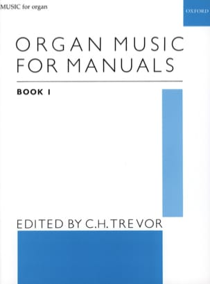 Organ Music For Manuals 1 - Partition - Orgue - laflutedepan.com