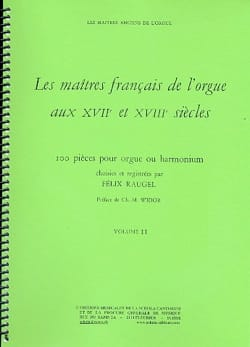 - The French Masters of the Volume 2 Organ - Sheet Music - di-arezzo.com