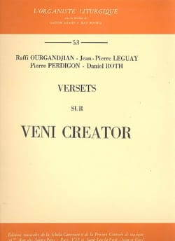 - Verses On Veni Creator - Sheet Music - di-arezzo.co.uk