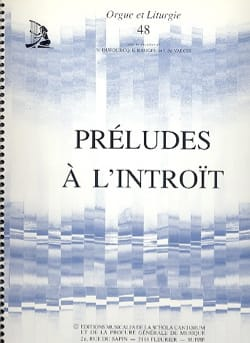 - Preludes to the Introit - Sheet Music - di-arezzo.com