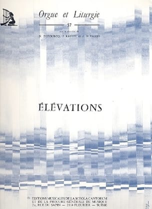 - Elevations - Sheet Music - di-arezzo.com