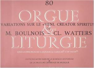 Variations Sur Le Veni Creator Spiritus - laflutedepan.com