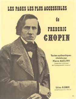 CHOPIN - The Most Accessible Pages - Sheet Music - di-arezzo.co.uk