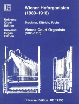 - Organists At The Vienna Court 1880-1918 - Sheet Music - di-arezzo.com
