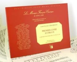 1er Livre D'Orgue Louis-Nicolas Clérambault Partition laflutedepan