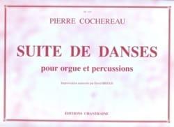 Pierre Cochereau - Suite der Tänze - Noten - di-arezzo.de