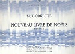 Michel Corrette - Nouveau Livre de Noëls Volume 2 - Partition - di-arezzo.fr