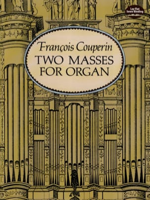 François Couperin - 2 Masses for Organ - Sheet Music - di-arezzo.com