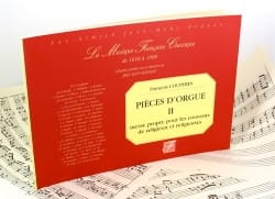 François Couperin - Mass for the convents. Exhausted - Sheet Music - di-arezzo.com